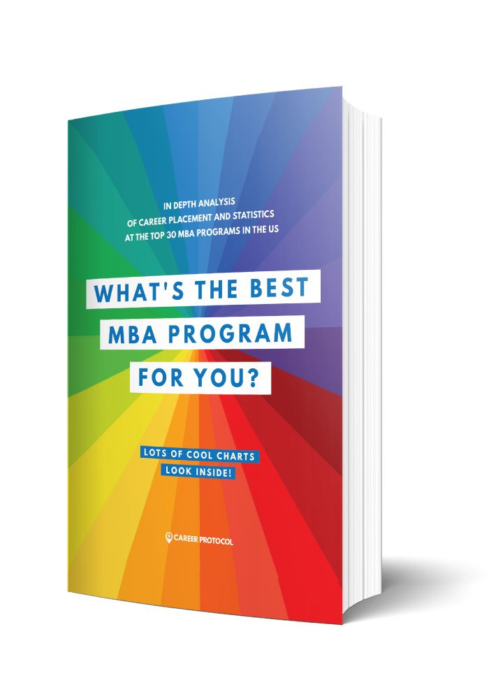MBA career report