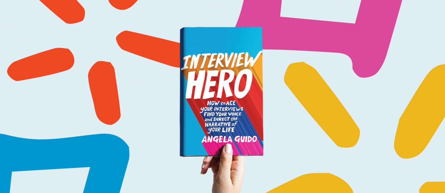 Interview hero book
